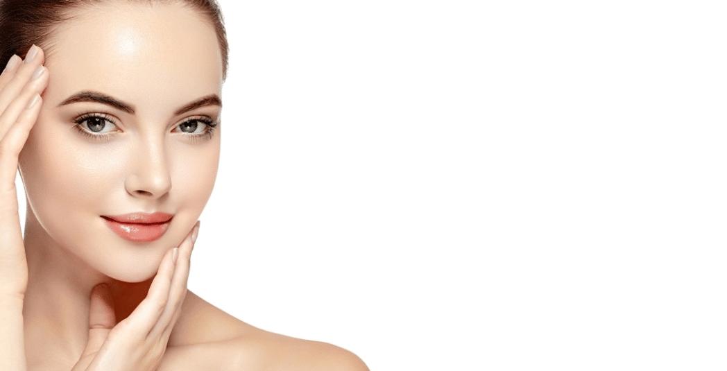 Signature Skin Header